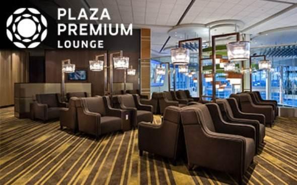 Hyderabad: Plaza Premium Lounge