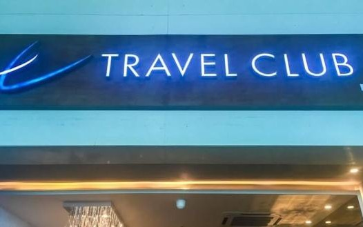 Kolkata: Travel Club Lounge Amex
