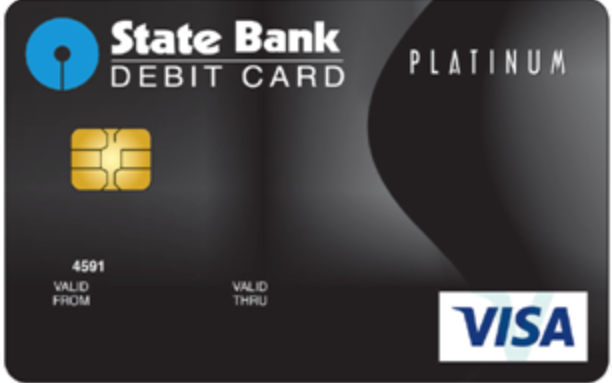 SBI Platinum International Debit Card