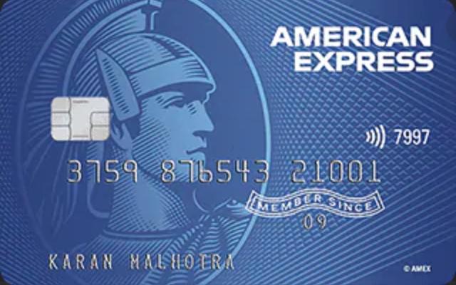 Amex SmartEarn Credit Card