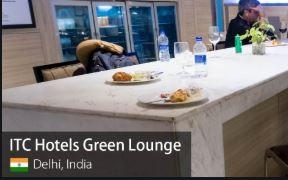 Delhi: ITC Hotels Green Lounge