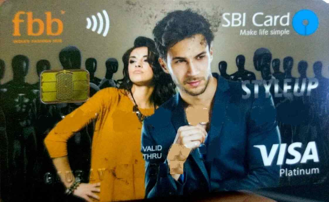 SBI FBB Styleup Card