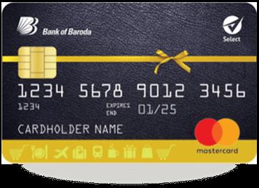 BoB Select Card