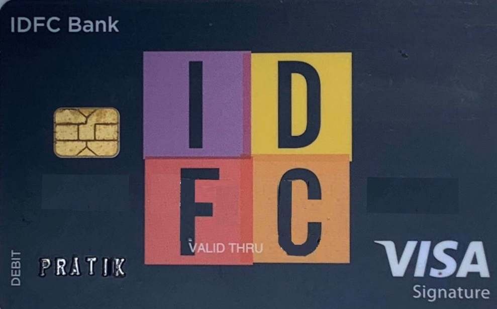 IDFC Visa Signature Card