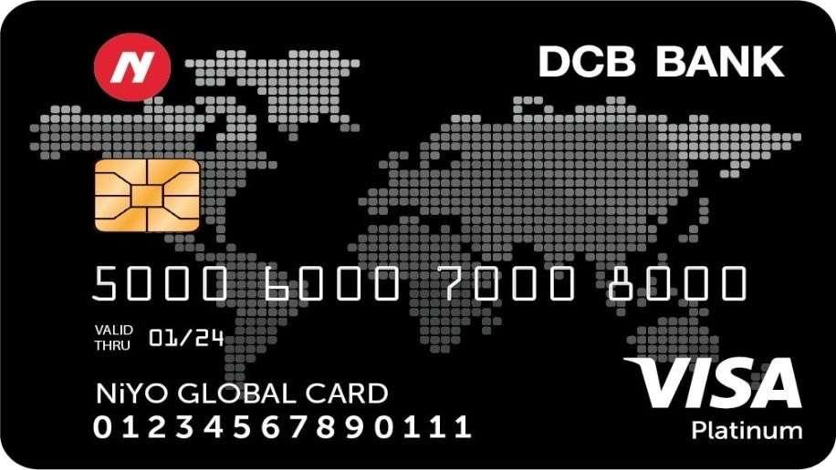 GoNiyo Global Card
