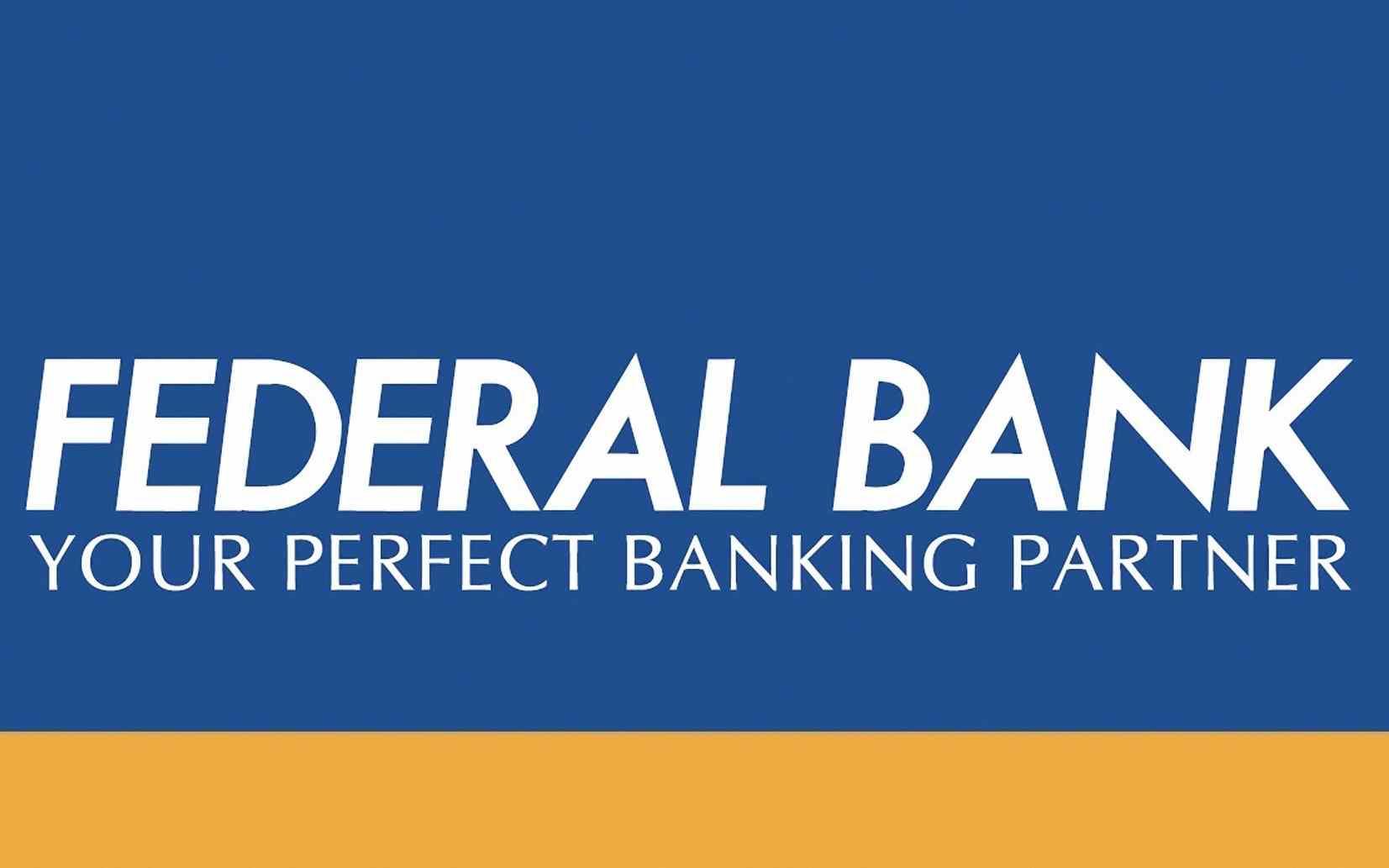 Federal Bank Savings Account