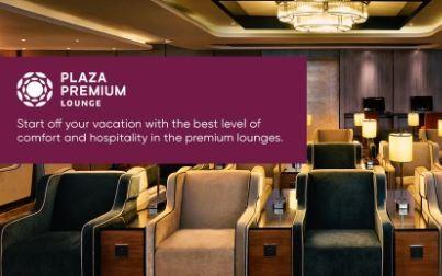 Delhi: Plaza Premium Lounge